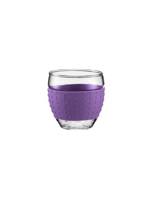 Verres Pavina Bodum 0,1 L - Violet - 11165-278