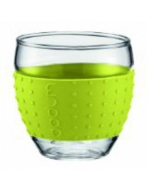 Verres Pavina Bodum 0,35 L - Vert citron - 11185-565