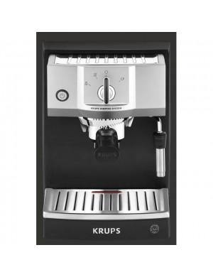 Machine à café Krups Espresso mécanique métal