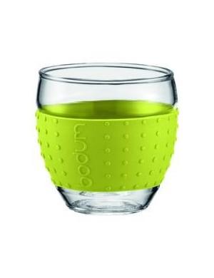 Verres Pavina Bodum 0,1 L - Vert citron - 11165-565