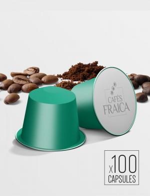 Capsules compatibles Nespresso® par 100 Café Mexique - Bio - 1.12 kg