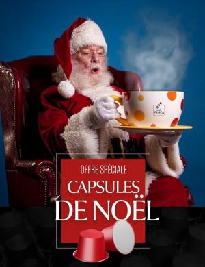 Pack Capsules de Noël